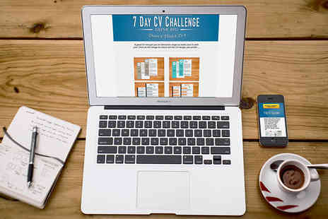 Susan Burke Careers - Seven Day CV Challenge - Save 54%