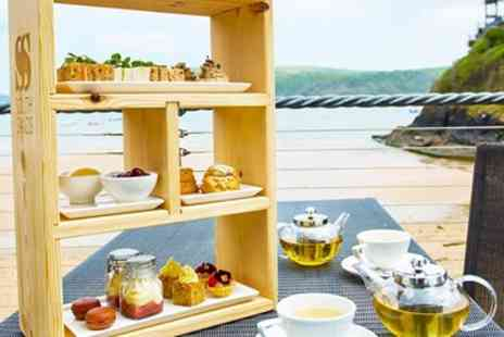 South Sands Hotel - Devon Hotel with Sublime Views, Afternoon Tea for 2 - Save 47%