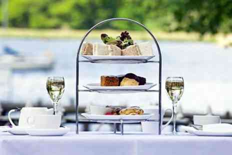 Waterhead Hotel - Afternoon Tea & Bubbly for 2 with Lake District Views - Save 34%