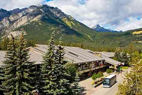 Banff Park Lodge - Banff Hotel Stay including $20 Dining Credit - Save 0%