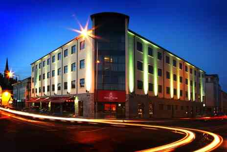 Station House Hotel Letterkenny - One or Two night stay for two including a full Irish breakfast and a bottle of wine when dining - Save 0%