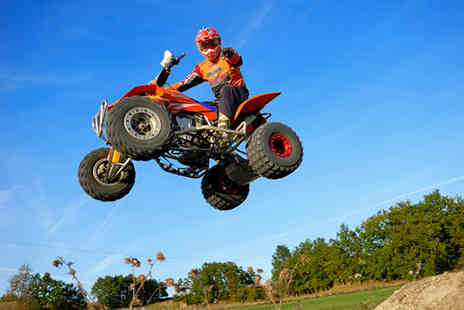 Segwayz - One hour quad bike safari for a child or adult or family of four - Save 56%