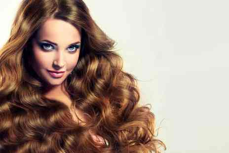 Hairways - Full head of balayage highlights with a cut and blow dry - Save 72%