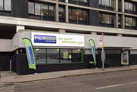Fit4Less Croydon - Ten Day Gym Pass for One or Two - Save 0%