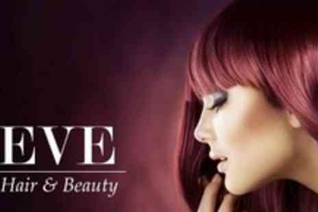 Eve Hair and Beauty - Full Head Colour With Cut, Conditioning Treatment, and Blow Dry - Save 60%