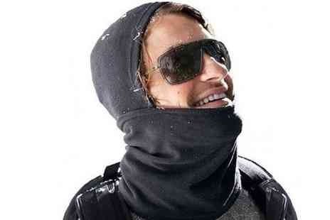 Groupon Goods Global GmbH - Thermal Ski Hood in Choice of Colour - Save 0%