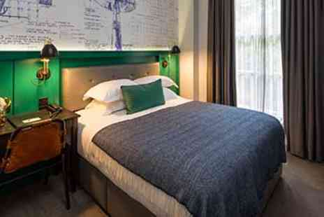 The Churchill Hotel - Two Night Weekend Boutique Escape for Two - Save 25%