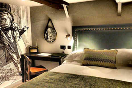 Judges Court Hotel - Boutique Escape for Two - Save 25%