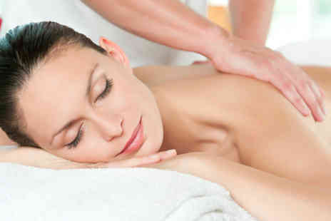 Harrow Spa Treatments - One hour massage with full day access to sauna and steam room - Save 52%