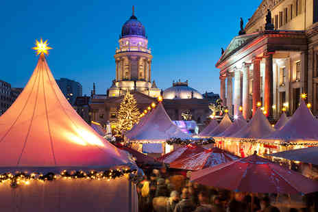ClearSky Holidays - Two or Three night Christmas market break with return flights - Save 39%
