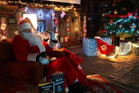 Dudley Canal Trust - Santas Grotto Boat Trip for One, Two or Four - Save 26%