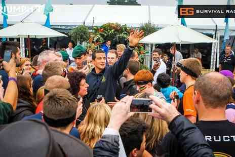 Bear Grylls Festival - Bear Grylls Festival Entry for One, Two or Four on 8 and 9 October - Save 0%