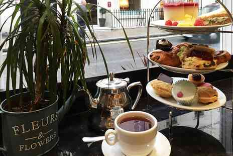 Hamiltons Cafe - Afternoon Tea for Two - Save 0%