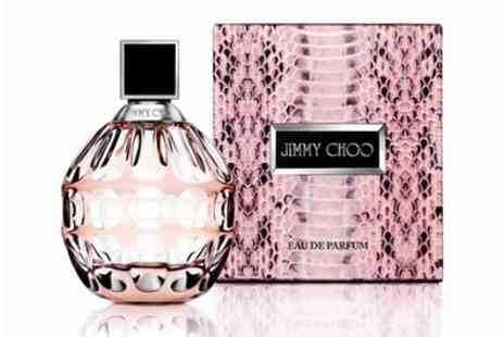 Groupon Goods Global GmbH - Jimmy Choo EDP 60ml or 100ml - Save 42%