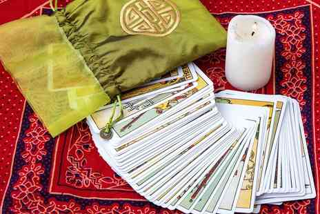 Spiritual Souls Members Lounge - Email Angel or Tarot Card Reading - Save 73%