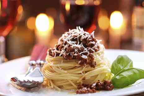 Milano Ristorante Italiano - Two Course Italian Brunch with Wine for Two or Four - Save 54%