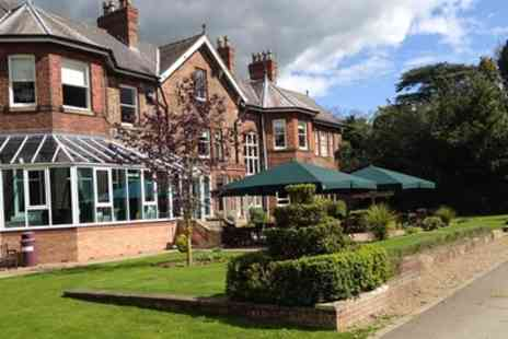 Burn Hall Hotel - One or Two Night Stay For Two With Breakfast - Save 69%