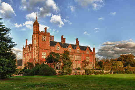 Horsted Place Hotel - Two nights Stay in a Junior Suite - Save 26%