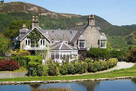 Penmaenuchaf Hall Hotel - Two Night Snowdonia Break with Meals & Bubbly - Save 44%