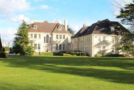 Brockencote Hall Country House - Worcestershire Mansion Stay including Dinner - Save 0%