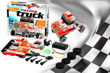 Interplay - Build it yourself racing truck - Save 0%