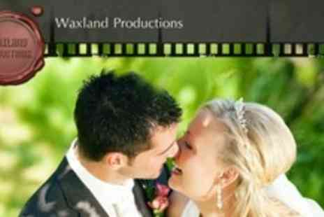 Waxland Productions - Half Day Wedding Video With Editing - Save 72%