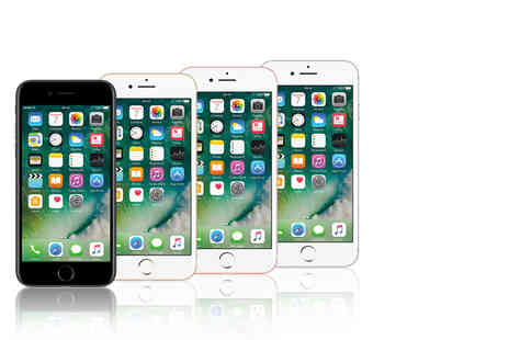 The Smartphone Company - Apple iPhone 7 32GB when you sign up to a 24 month contract Plus Delivery Included - Save 0%