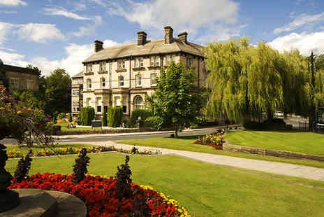 St George Hotel - £99 for a two night stay for two, includes a delicious breakfast selection each morning, worth up to £258 Save 62%