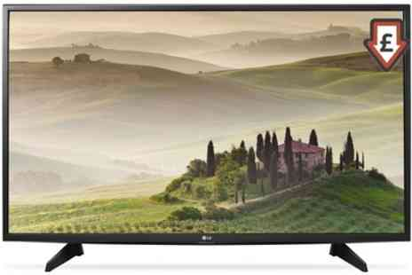 Groupon Goods Global GmbH - LG 49UH600V 4K UHD Smart TV With Free Delivery - Save 36%