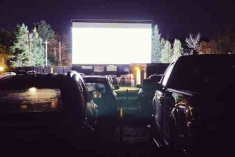 Moonlight Drive in Cinema - Admission for One Car at Moonlight Drive in Cinema - Save 36%