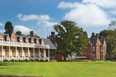 Rockliffe Hall - Five Star 1 night Stay in a New Hall Superior Room - Save 35%