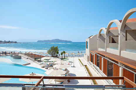 Domes Noruz Chania - Five Star 14 nights in a Sublime Loft Pool View with Outdoor Heated Jacuzzi - Save 11%