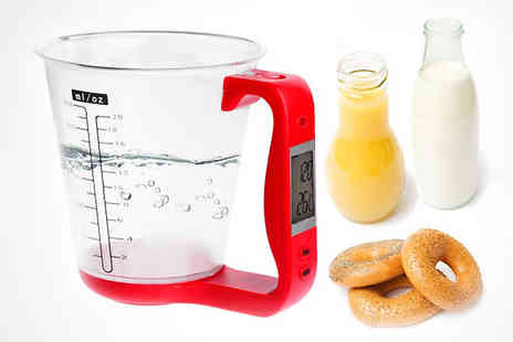 Globi Toys - All in One Digital Measuring Cup - Save 33%