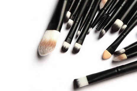 eFindbest - 20 Piece Cosmetic Make Up Brushes Set - Save 65%