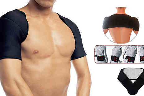 Pretty Essential - Self Heating Back or Shoulder Pad or Both - Save 80%