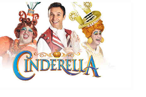 ATG Tickets - Cinderella tickets - Save 0%