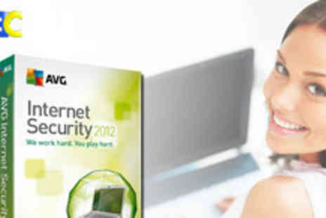 SRE Computing - AVG Internet Security 2012 PC for 1 year - Save 80%