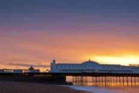 Marine View Hotel - Two night midweek Brighton break - Save 76%