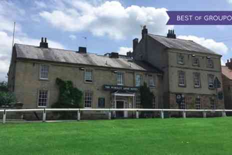 The Worsley Arms Hotel - One or Two Nights Stay for Two with Breakfast - Save 51%