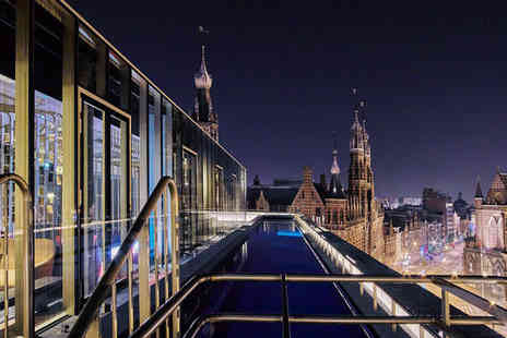 W Amsterdam - Five Star 4 nights Stay in a Wonderful Exchange King Room - Save 48%