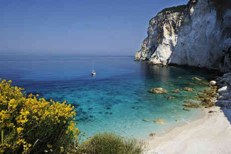 Paxos Club Hotel - Four Star 14 nights Stay in a Superior Double Room - Save 40%