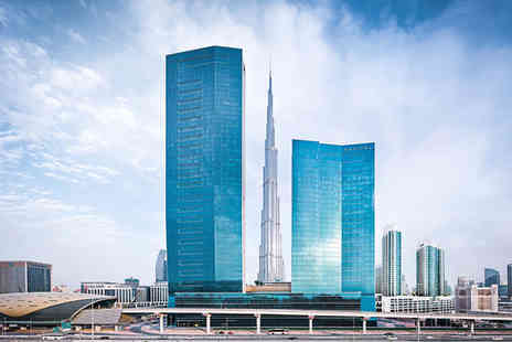 Sofitel Dubai Downtown - Five Star 7 nights Stay in a Premium Luxury Room - Save 67%