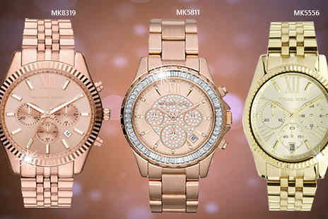 Kendor Van Noah BV - Michael Kors Watch Choice of Six Designs - Save 36%