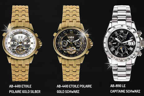 Kendor Van Noah - Andre Belfort Watches Available in Six designs - Save 84%