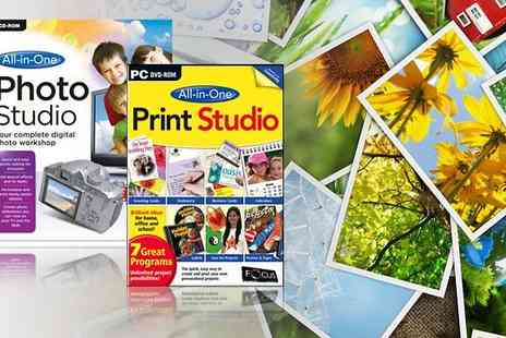 Inspire Tech - All in One Photo and Print Studios - Save 56%
