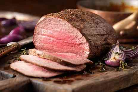The Old Inn - Chateaubriand Meal for Two near Wimborne - Save 53%