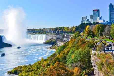 Clifton Victoria Inn at the Falls - Couples Getaway in Niagara Falls with Casino & Dining Credits - Save 0%