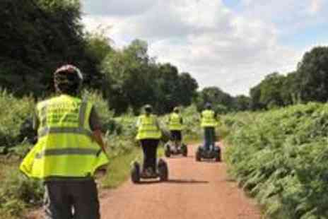 Southern Segway Tours - One hour Segway touring experience - Save 53%