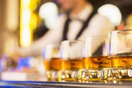 The Whiskey Affair - The Whiskey Affair on 22 October and 19 November - Save 50%