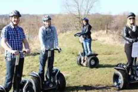 Southern Segway Tours - One hour Segway touring experience for two - Save 54%